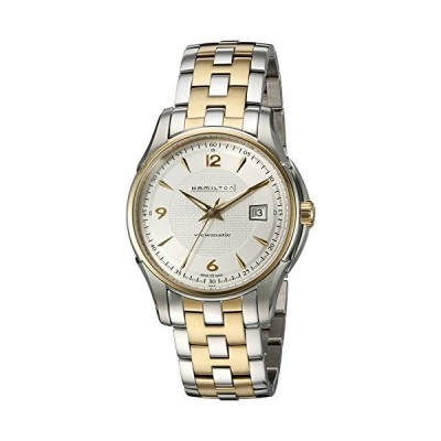 Hamilton Men's H32525155 Jazzmaster Silver Dial Watch【並行輸入品】