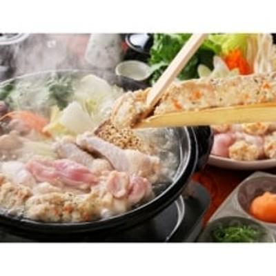 純系名古屋コーチン 旨塩ガラスープ鍋