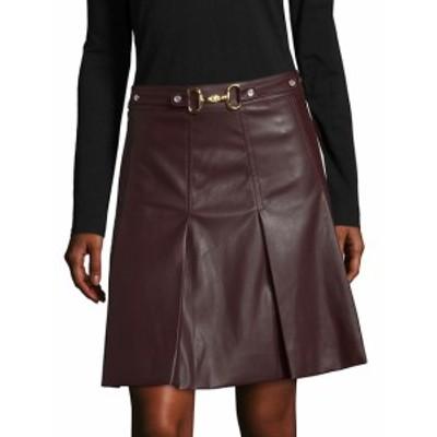 バガテル レディース スカート Pleated Skirt