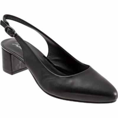 トロッターズ Trotters レディース パンプス シューズ・靴 Kay Black Leather