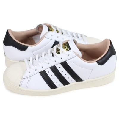 adidas Originals アディダス オリジナルス スーパースター 80s スニーカー メンズ SUPERSTAR W ホワイト 白 BY2957