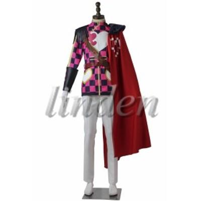 [linden] A3! エースリー 春組  不思議の国の青年アリス  シトロン 風 コスプレ コスチューム 変装 仮装 cosplay イベント