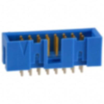 TE Connectivity AMP Connectors 2-1761603-6 CONN HEADER VERT 16POS 2.54MM【キャンセル不可】