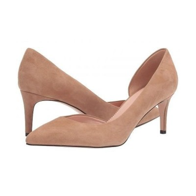 J.Crew レディース 女性用 シューズ 靴 ヒール 65 mm Colette Suede Pump - Ashen Brown