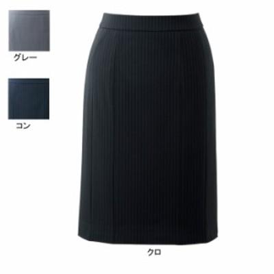 送料無料 事務服 制服 オフィスウェア ピエ HCS3600 キテミテ体感スカート(52cm丈) 3号~15号