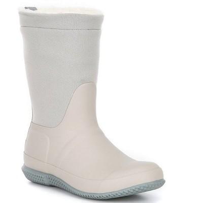 ハンター レディース ブーツ・レインブーツ シューズ Women's Original Insulated Roll Top Sherpa Waterproof Boots