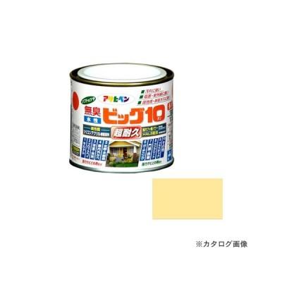 アサヒペン AP 水性ビッグ10多用途 1/5L 227クリーム色