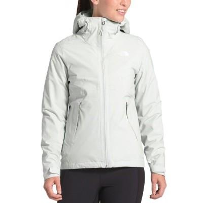 ノースフェイス ジャケット&ブルゾン アウター レディース Women's Carto Triclimate 3-In-1 Hooded Jacket Tin Grey