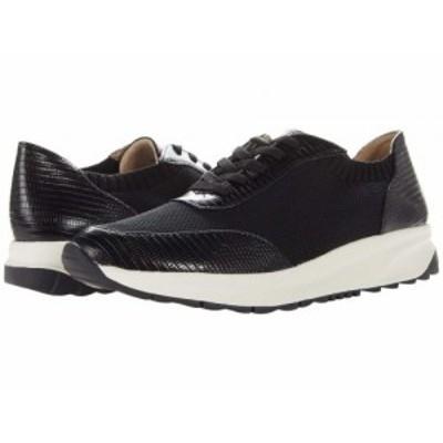 Naturalizer ナチュラライザー レディース 女性用 シューズ 靴 スニーカー 運動靴 Nash Black Lizard【送料無料】