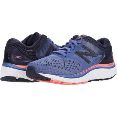 ニューバランス New Balance レディース ランニング・ウォーキング シューズ・靴 940v4 Magnetic Blue/Eclipse