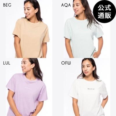 【SALE】2021 ビラボン レディース TEE SHIRTS Tシャツ 2021年春夏モデル  全4色 M/L BILLABONG
