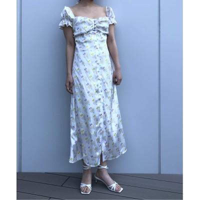 レディース シャルル シャトン 【STEFANIA VAIDANI】STELLA VENICE BEACH DRE ホワイト XS