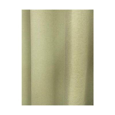 【日本製】 省エネ 断熱 一級遮光 ウォッシャブルカーテン (6) (M135 G, 幅150cmX丈178cm 2枚入り)