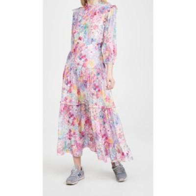 リキソ RIXO レディース ワンピース ワンピース・ドレス Monet Dress Spring Meadow