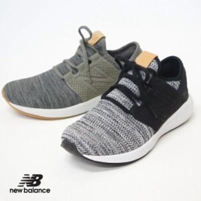 ニューバランス new balance メンズ スニーカー フィットネス ランニング シューズ 靴 ウォーキング FRESH FOAM CRUZ M KW2 フレッシュフ