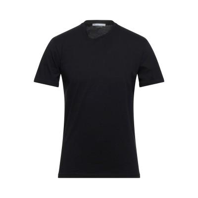 グレイ ダニエレ アレッサンドリーニ GREY DANIELE ALESSANDRINI T シャツ ブラック M コットン 100% T シャツ
