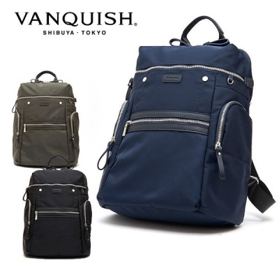 ヴァンキッシュ リュック VQM-41500 VANQUISH バックパック ビジネスバッグ メンズ [PO10]