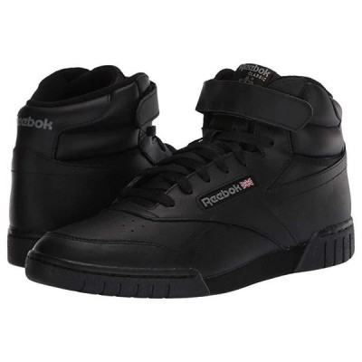 リーボック Ex-O Fit Hi メンズ スニーカー 靴 シューズ Int/Black/Charcoal