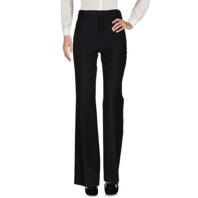ヴァレンティノ VALENTINO パンツ ブラック 36 バージンウール 65% / シルク 35% パンツ