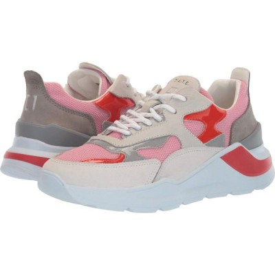 デイト D.A.T.E. レディース スニーカー シューズ・靴 Fuga Ashanti Pink
