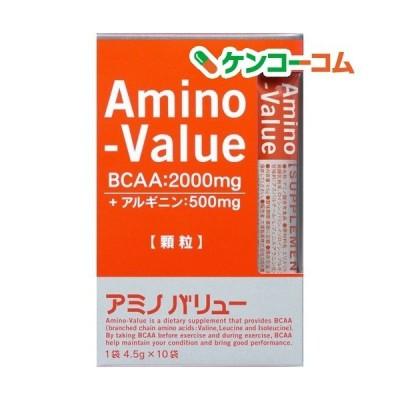 アミノバリュー サプリメントスタイル ( 4.5g*10袋入 )/ アミノバリュー