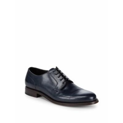ブリオーニ メンズ シューズ オックスフォード 革靴 Goodyear Lace-Up Derby Shoe