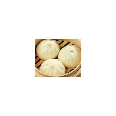 【冷凍便】夜市 一口小肉包 約25g×30個/1袋 ひとくち肉まん 日本製国産点心業務用 飲茶点心