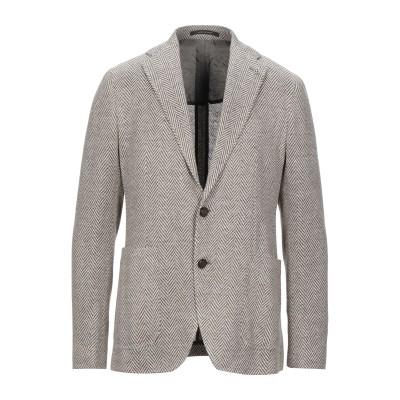 タリアトーレ TAGLIATORE テーラードジャケット アイボリー 54 リネン 100% テーラードジャケット