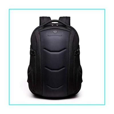 Backpack male business computer backpack creative leisure travel backpack, black