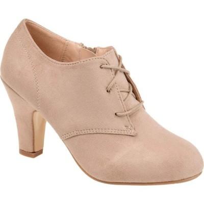 ジュルネ コレクション Journee Collection レディース ブーツ シューズ・靴 Leona Bootie Taupe