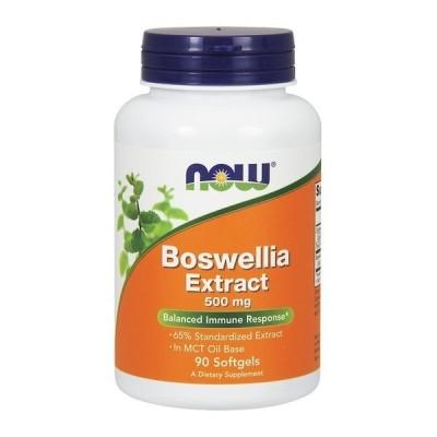 ナウフーズ ボスウェリアエキス 500mg 90ソフトジェル Now Foods Boswellia Extract 500 90 Softgels