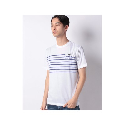 Ocean Pacific MENS メンズ UVTシャツ(ホワイト)