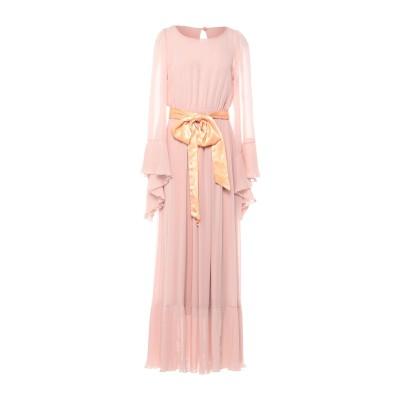 アニヤバイ ANIYE BY ロングワンピース&ドレス ピンク S ポリエステル 100% ロングワンピース&ドレス