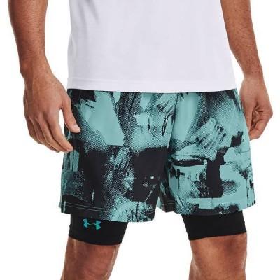 アンダーアーマー メンズ ハーフパンツ・ショーツ ボトムス Under Armour Men's Woven Adapt Shorts