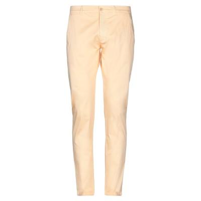 PANAMA パンツ あんず色 50 コットン 96% / ポリウレタン 4% パンツ