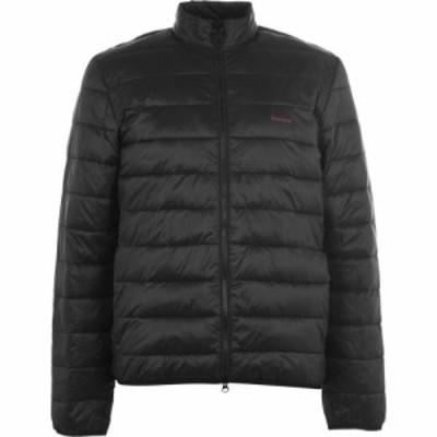 バブアー Barbour Lifestyle メンズ ジャケット アウター Barbour Penton Quilted Jacket Black