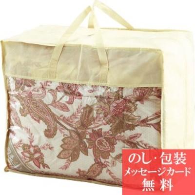 [ 46%OFF ]   日本製 ダウン85%入合掛けふとん    NUF-2740  < ピンク >  [ 掛ふとん 布団 かけ布団 ] 結婚 出産 内祝い お礼 快気
