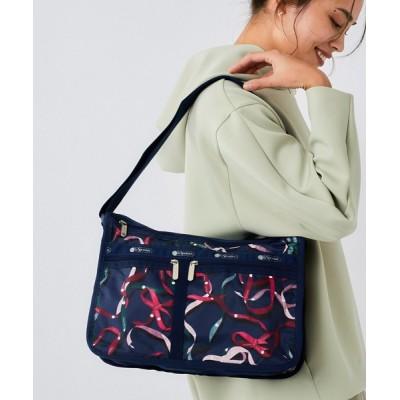 LeSportsac / DELUXE EVERYDAY BAG リボンズ  ネイビー WOMEN バッグ > ショルダーバッグ