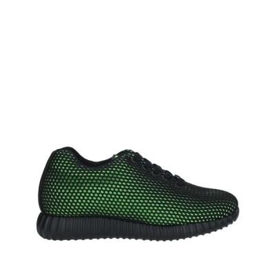 THOMS NICOLL レディース スニーカー シューズ 靴 ブラック