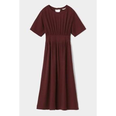 マウジー(MOUSSY)/BACK OPEN WAIST TUCK ドレス