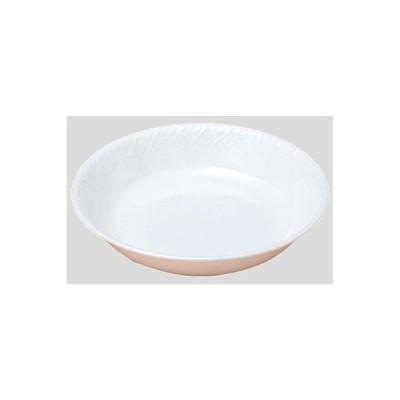 送料無料 Daiwa|強化磁器食器|洋食器|飲食店|カフェ|施設 10点セット クープ皿 ピグレコ(Φ193×H39mm) (台和)[HC-78-PG]