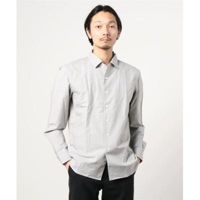 シャツ ブラウス ERRICO FORMICOLA / ホリゾンタルカラーシャツ