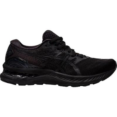 アシックス ASICS レディース ランニング・ウォーキング シューズ・靴 GEL-Nimbus 23 Running Shoes Black/Black