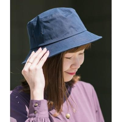 Shop無 / ウォータープルーフバケットハット WOMEN 帽子 > ハット