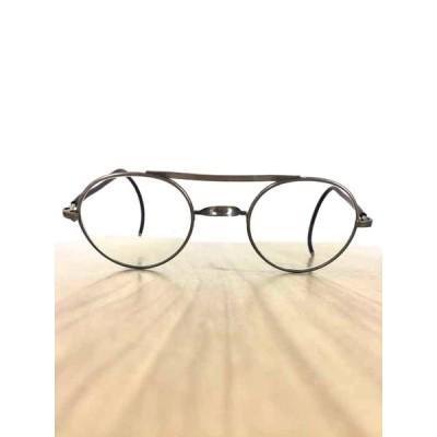 ボシュロム Bausch & Lomb 30S〜 SAFETY GLASSES セイフティーグラス クリアフレームサングラス  中古 201127
