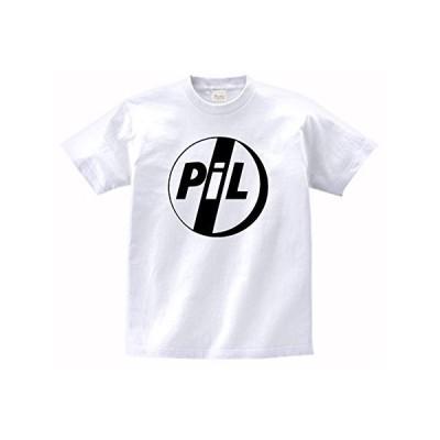 【ノーブランド品】 音楽 バンド ロック PiL Tシャツ 白 MLサイズ (L)