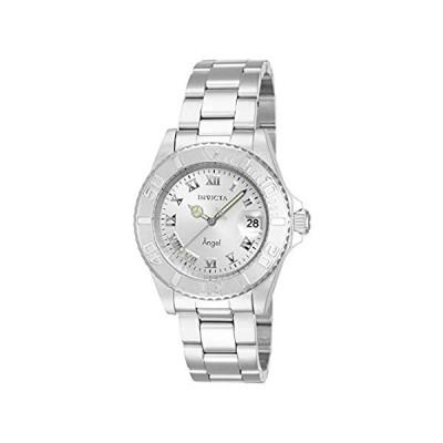 Invicta Women's 14320 Angel Analog Display Swiss Quartz Silver Watch