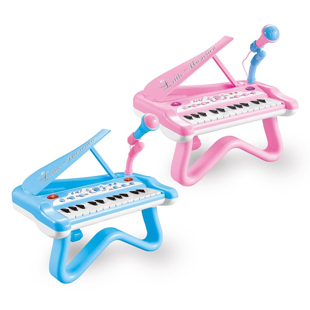 好奇 夢幻歡唱平台鋼琴(滿額贈)【甜蜜家族】