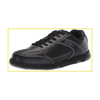 新品KR Strikeforce M-031-130 Flyer Bowling Shoes, Black, Size 13並行輸入品