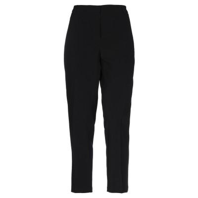 OTTOD'AME パンツ ブラック 40 ポリエステル 81% / レーヨン 15% / ポリウレタン 4% パンツ